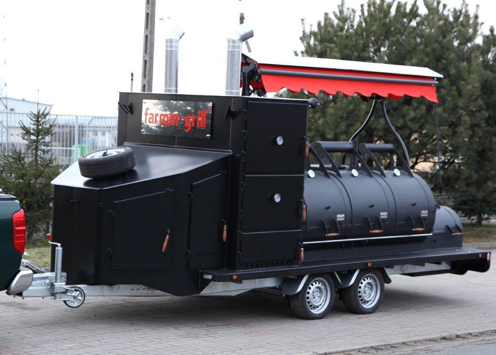 xxl bbq trailer bbq smoker produkte farmergrill the manufacturer of bbq smokers. Black Bedroom Furniture Sets. Home Design Ideas
